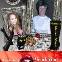 Hanna Maurer mein kleiner Dämon Band 1 neu
