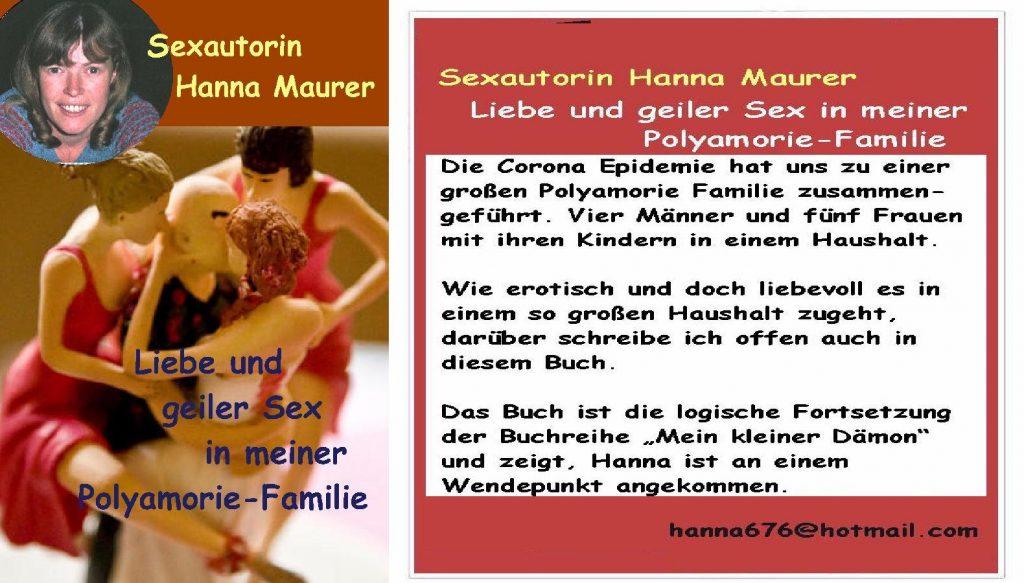 Polyamorie von Hanna Maurer