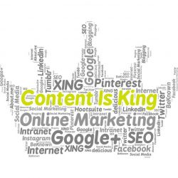 Content is King - Content Marketing mit Lifestyler24