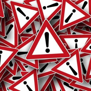 Warnung vor 5 Webseiten 900 USD im Monat